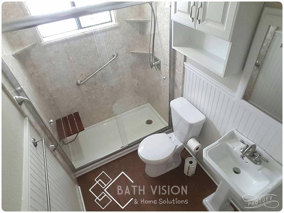 Bath Vision and Texas Home Solutions – Bellmead, TX