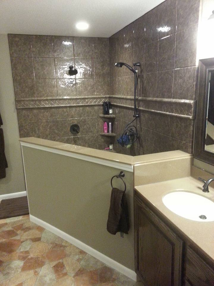Bath Vision and Texas Home Solutions – Riesel, TX