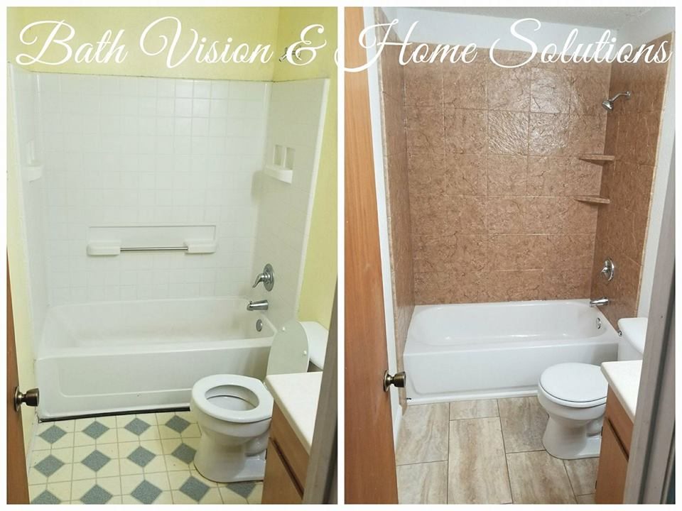 Bath Vision and Texas Home Solutions – Lorena, TX