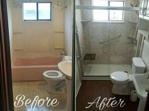 Bath Vision and Texas Home Solutions – Lacy Lakeview, TX