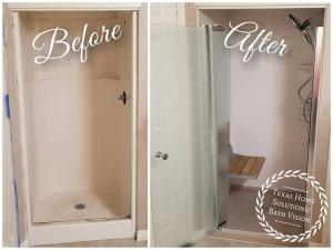 Bath Vision and Texas Home Solutions – Gholson, TX