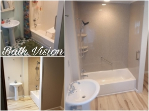 Bath Vision and Texas Home Solutions – Leroy, TX